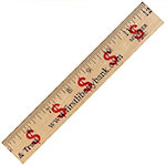 Dollar Sign Background Rulers